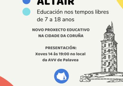 Novas desde A Coruña: nace Faro Brigantium – Altair